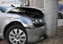 Kolejny wypadek na skrzyżowaniu ul. Zielna/Rejowska