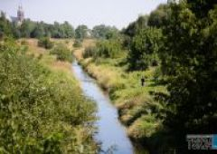 W rzece Kamienna znaleziono zwłoki mężczyzny