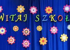 Rozpoczęcie roku szkolnego w SP Nr7