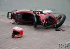 Wypadek na ul. 1-go Maja
