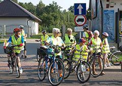 Start Pielgrzymki Rowerowej z Bliżyna na Jasną Górę