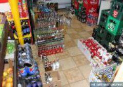 Nielegalna sprzedaż alkoholu i papierosów