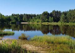 Tragedia nad zalewem Bernatka - w wodzie odnaleziono zwłoki mężczyzny
