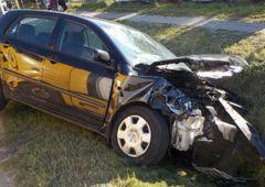 Wypadek na drodze krajowej nr 7 w Skarżysku-Kamiennej