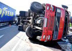 Wypadek na skrzyżowaniu ulic Jana Pawła II i Krakowskiej