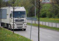 Obywatel Białorusi zatrzymany za jazdę na podwójnym gazie