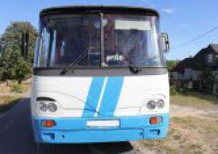 Odzyskali kradziony autobus