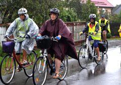 Pielgrzymka rowerowa z Bliżyna - I dzień