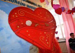 Baśniowe Walentynki w SP 7