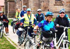 Wyruszyła pielgrzymka rowerowa na Jasną Górę