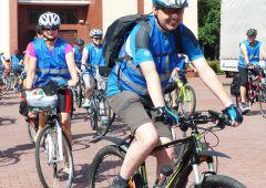 Wyruszyły pielgrzymki rowerowe na Jasną Górę