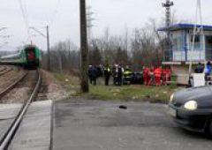 Tragedia na przejeździe kolejowym (uzupełnione)