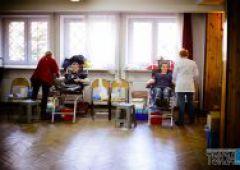 Akcja poboru krwi w ZST-M